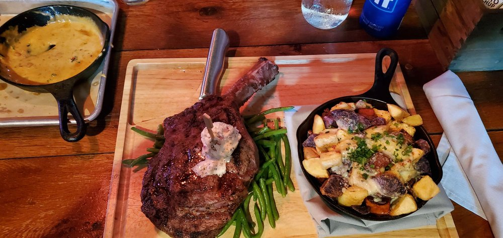 FGL Steak