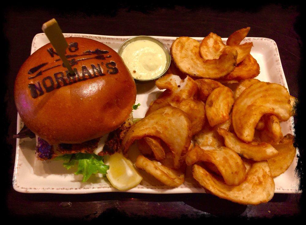 Big Fish Burger