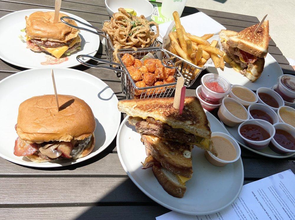 Wahlburgers Food