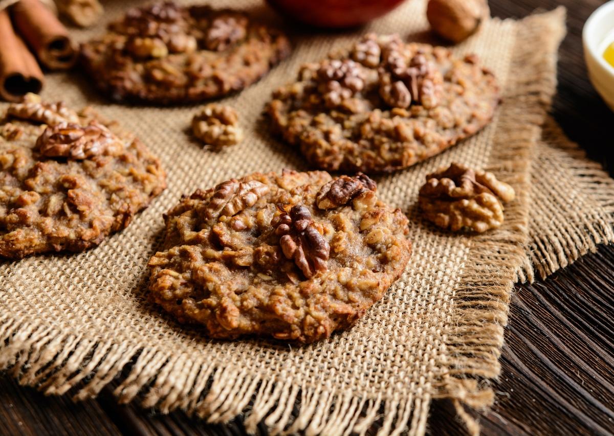 Fall Harvest Cookies