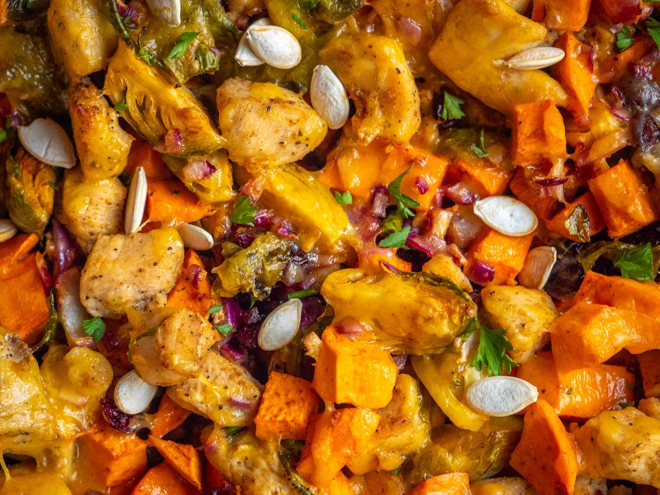 Harvest Chicken Casserole