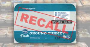 Turkey recall
