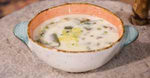 Yogurt Soup (Tanapur of Martuni)