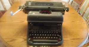 antique English transferware