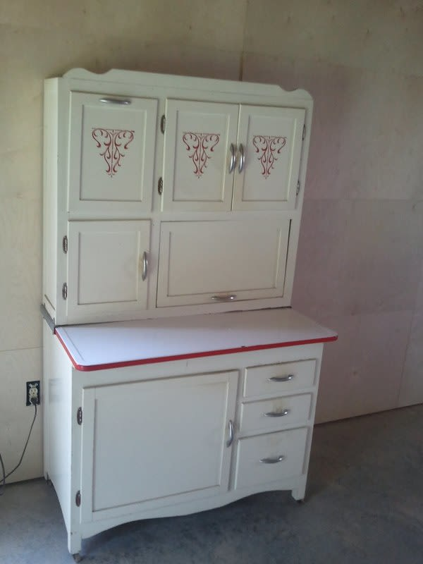 Everything You Need To Know About The Beautiful Functional Hoosier Cabinet Dusty Old Thing