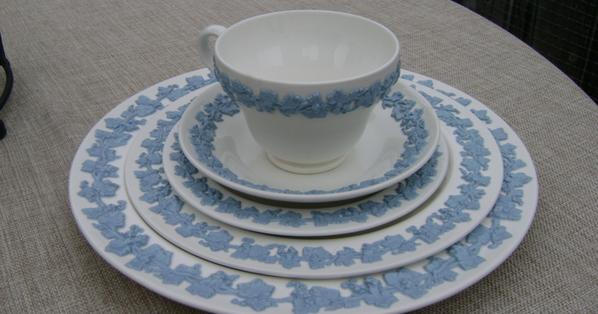 Marks on wedgwood jasperware antiques