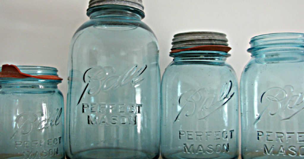 Mason jars rare 10 Rarest