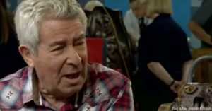 Alvin Barr at the Antiques Roadshow