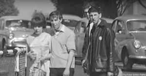 Mods and Rockers 1964