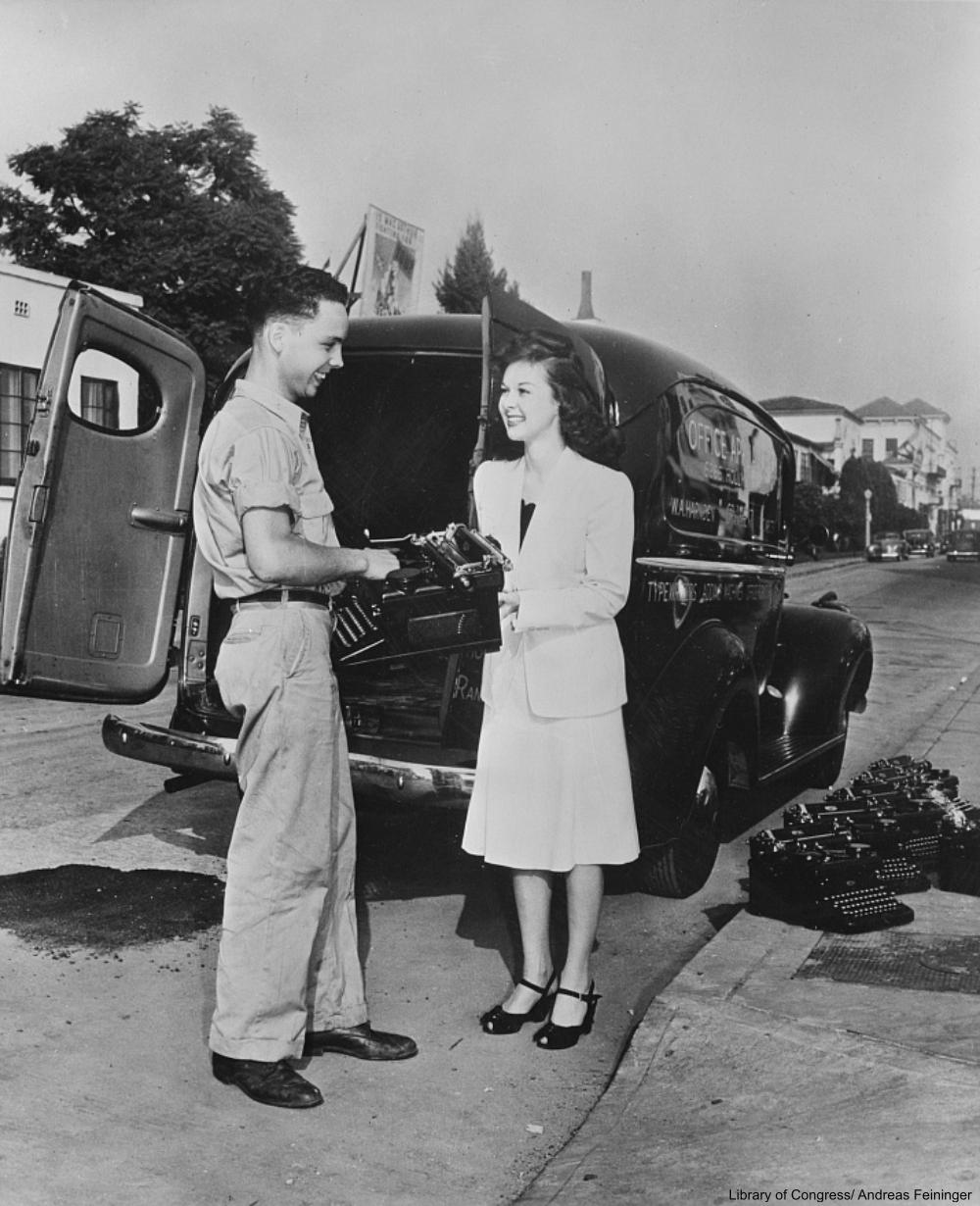 Susan Wayward Promoting the War Effort