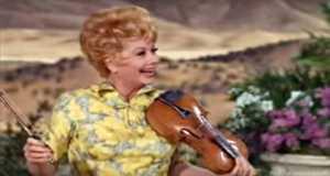 Lucille Ball on The Jack Benny Program