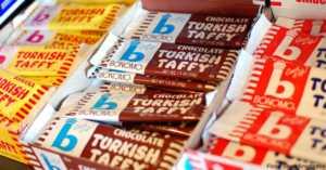 Turkish Taffy Candies