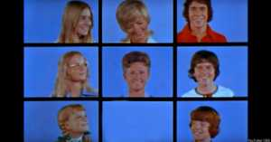 The Brady Bunch Minus Mike Reed