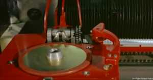 Inner Workings of Jukebox 1958