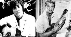 Bobby Sherman and Troy Donahue