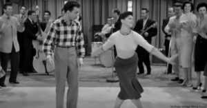 1950s Swing Dancing