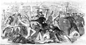 Draft Riots of 1863