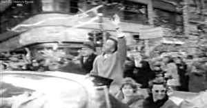 1962 Ticker tape parade for John Glenn