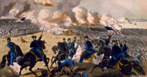 Battle of Shiloh AKA Battle of Pittsburg Landing