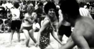 Let's Twist Again dance mashup