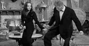 1960s TV dance party