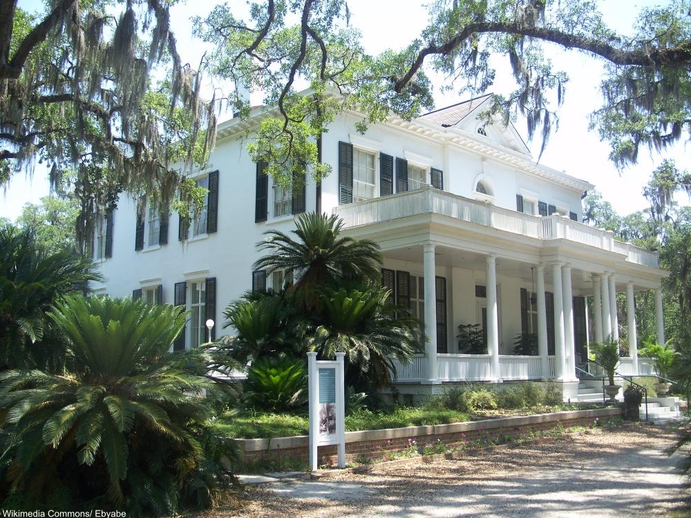 Goodwood Plantation in Tallahassee, FL.