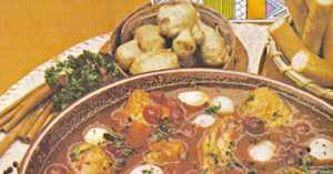 ruby chicken recipe- distinctly '70s recipes