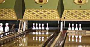A Holdover From Years Ago, a Few Churches Stil have Their Bowling Allies