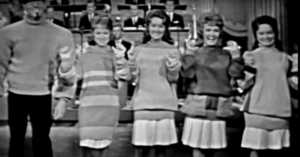 Lennon Sisters Perform The Wah Wah Tusi on The Lawrence Welk Show
