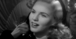 Deanna Durbin Sings Silent Night