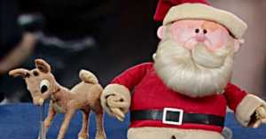 The classic puppets from Rudolph the Red-Nosed Reindeer on Antiques Roadshow