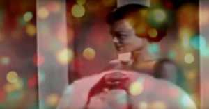 "Eartha Kitt Sings ""Santa Baby"""