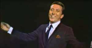 """Andy Williams Show """"Most Wonderful Time of the Year"""""""