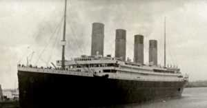 New photograph reveals new information about why the Titanic sunk