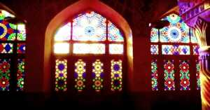 The 19th Century Nasir ol Molk Mosque Is One of the Most Colorful and Beautiful Sights You'll See