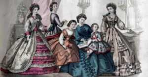 19th Century Ladies Magazines