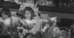 News Reel of Shirley Temple's 6th Birthday