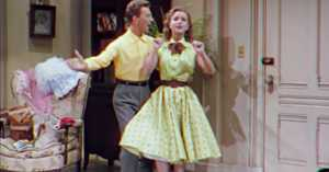 Where Did You Learn to Dance Scene Is a Classic!