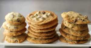 The Perfect Chocolate Chip Cookies How-to