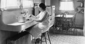 Anatomy of an Old-Fashioned Kitchen
