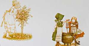 Sunbonnet Sue and Holly Hobbie- The Origin of an Icon