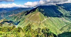El Camino de la Muerte - The most Dangerous Road in the World
