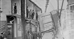 The White Hurricane of 1913