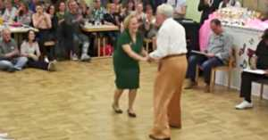 Have You Seen This Senior Couple Dancing Yet? Be Prepared to Be Blown Away!