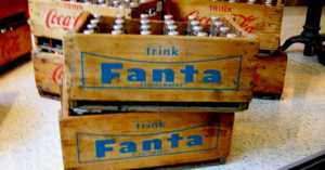 How Fanta Soft Drink Was Born in Nazi Germany