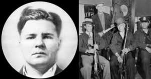 The Bank Robber Pretty Boy Floyd