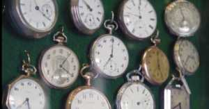 The Dying Art of Horology- pocket watches
