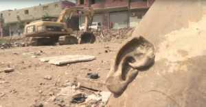 Huge Ancient Statue Found Underneath Cairo Slum Has the World Captivated