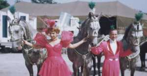 Take a Trip Back in Time to a 1946 Circus- In Glorious Color!