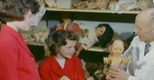Meet the Doll Doctor